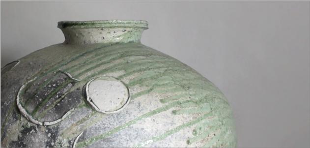 展覧会|伊賀 「辻村唯展 自然釉大壺」開催のお知らせ。